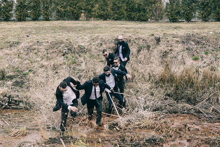 Градусы в болоте9