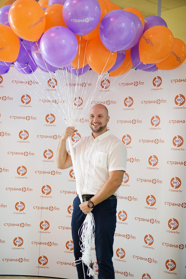 Генеральный директор Страна FM Маклюткин Николай