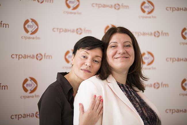 Гирчук Татьяна и Сахнова Оксана