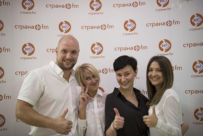 Маклюткин Николай, Кузнецова Елена, Сахнова Оксана и Амелина Татьяна