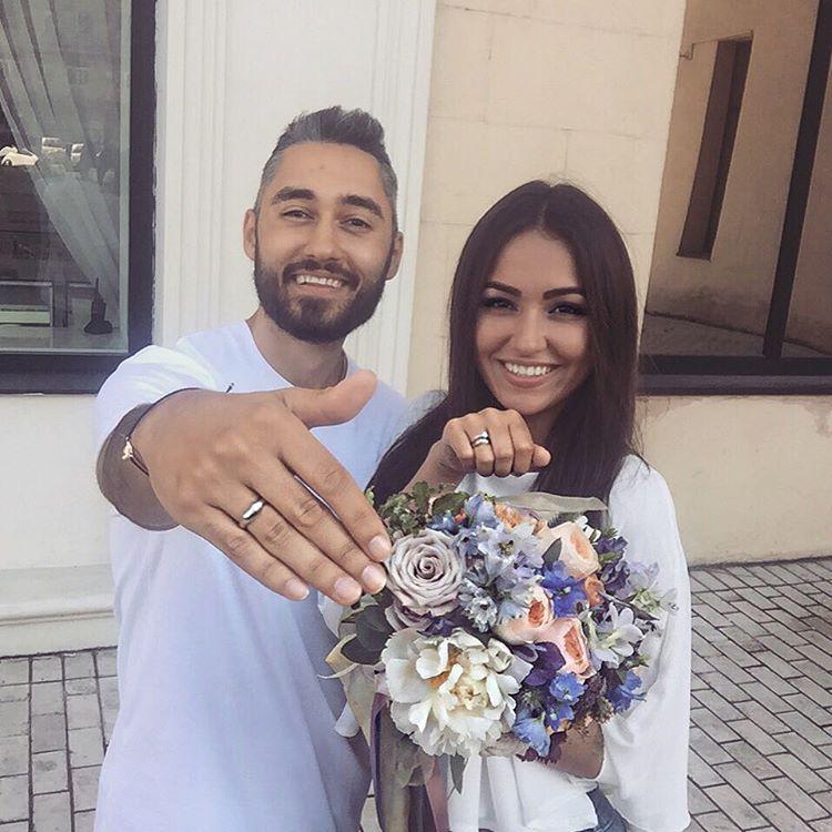 Мот - свадьба