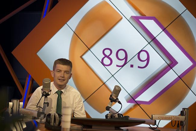 Павел Ларин - руководитель по связям с общественностью Столичного филиала компании МегаФон