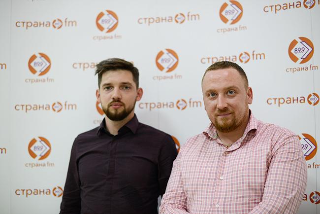 Руководители компании HSR Осокин Александр  Липин Сергей