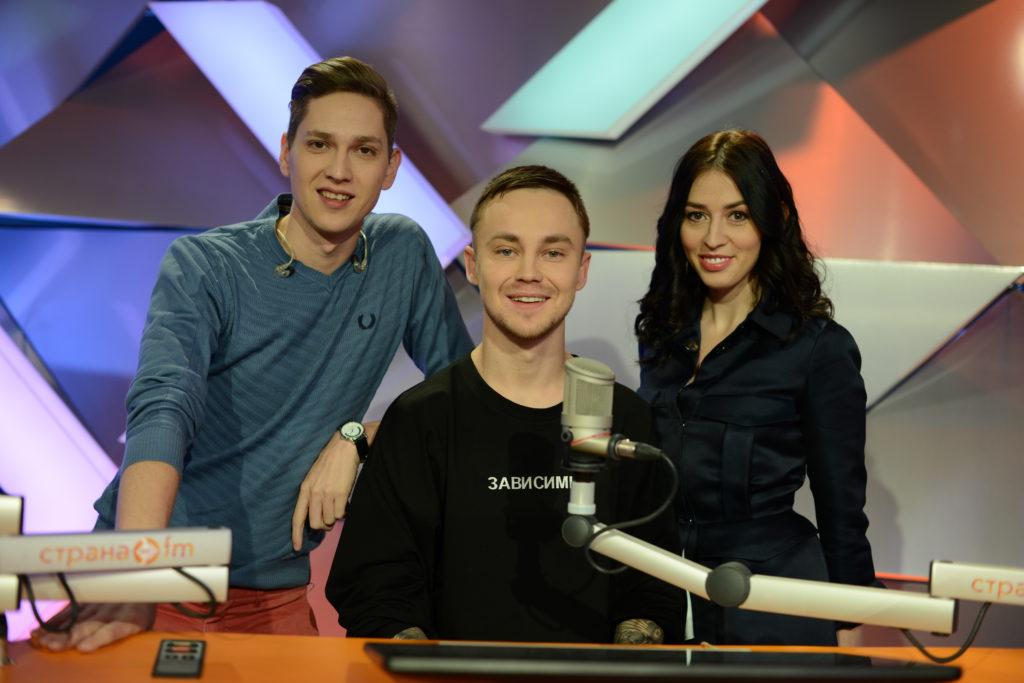 Артём Пивоваров, Полина Мята и Антон Климанов