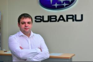 «Большая территория машин»: Константин Круглянский (Subaru)