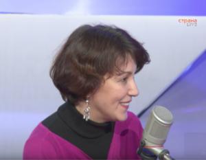 Лариса Дрыгваль. Эфир от 10 ноября