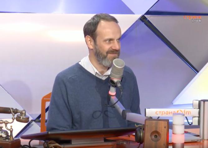 Дмитрий Якубов. Эфир от 17 ноября