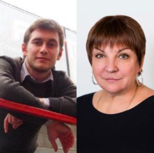 «Лучшее в стране»: Алексей Бошенков и Елена Щербакова