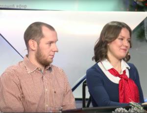 Нина Сухарева и Денис Титов. Эфир от 20 декабря
