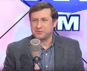 Александр Вулых. Эфир от 19 декабря