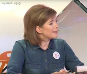 Марина Ровинская. Эфир от 23 марта